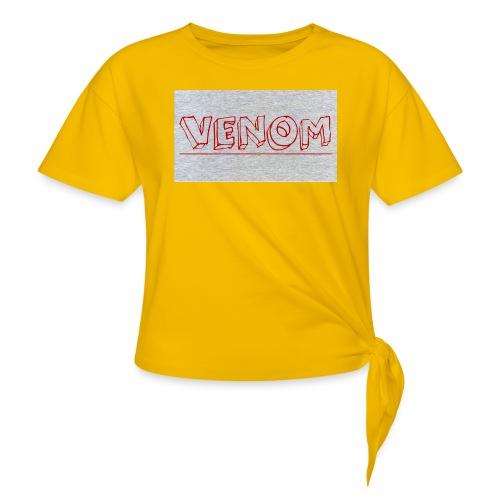 Venom - Women's Knotted T-Shirt