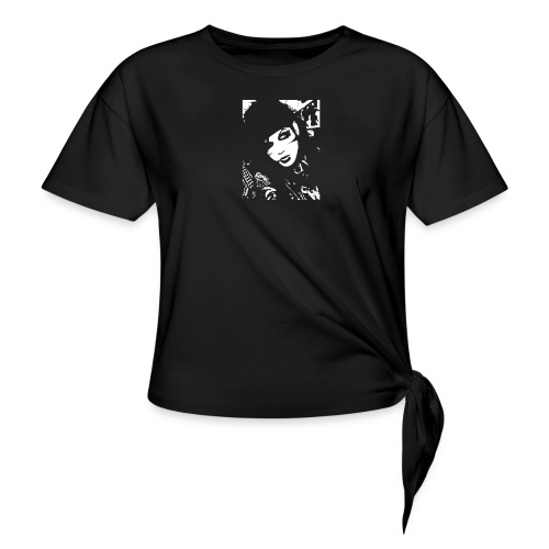 Black Veil Brides, Mug,Hard rock group - Women's Knotted T-Shirt