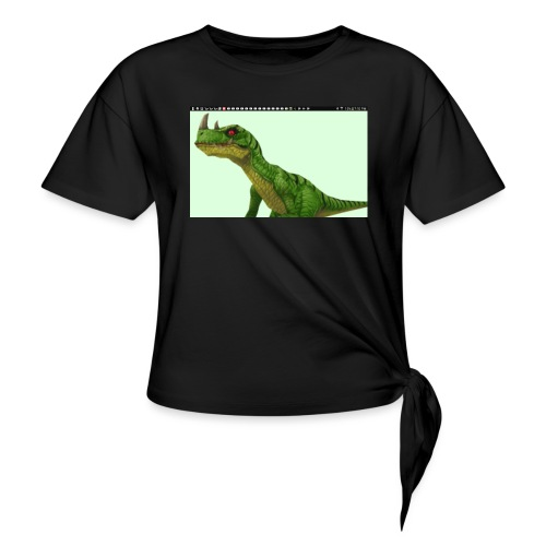 Volo - Women's Knotted T-Shirt