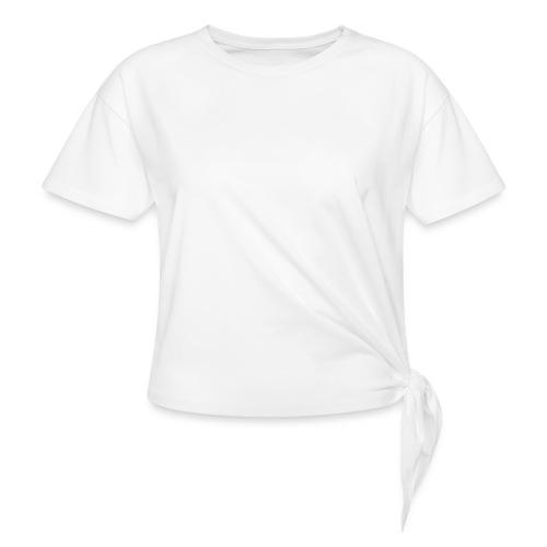 Dream Big - Motivational - Women's Knotted T-Shirt