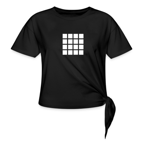 Drum Pads - Women's Knotted T-Shirt