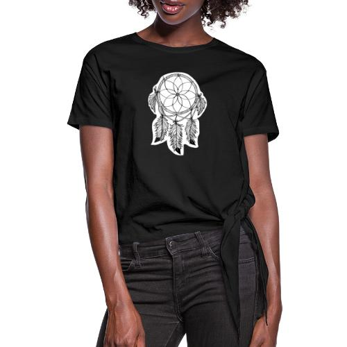 Dream It! - Women's Knotted T-Shirt