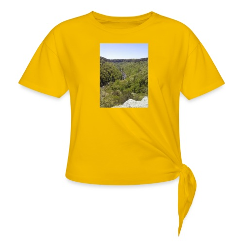 LRC - Women's Knotted T-Shirt