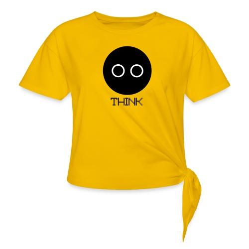 Design - Women's Knotted T-Shirt
