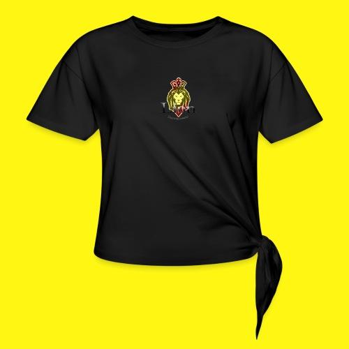 Lion Entertainment - Women's Knotted T-Shirt