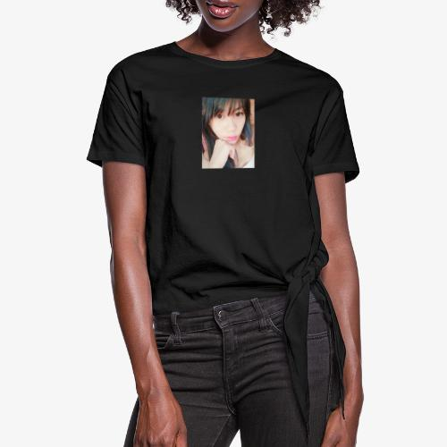 Queen - Women's Knotted T-Shirt
