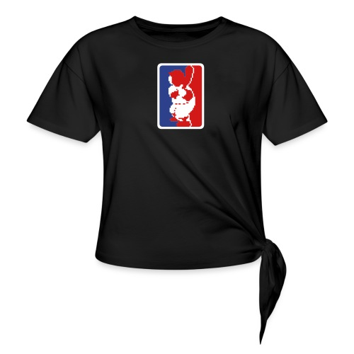 RBI Baseball - Women's Knotted T-Shirt