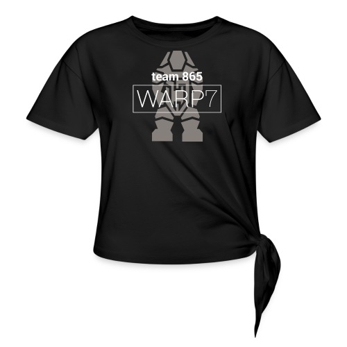 Official 2016 Crew Neck - Women's Knotted T-Shirt