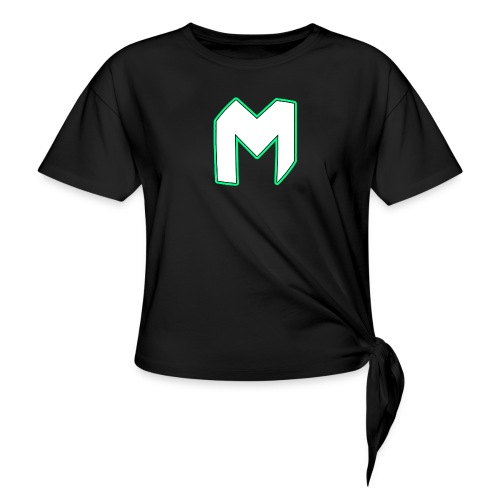 Player T-Shirt | Dash - Women's Knotted T-Shirt