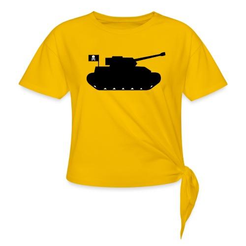 Tank 2020 - Women's Knotted T-Shirt