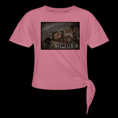 Dream Bandits Vintage SE - Women's Knotted T-Shirt