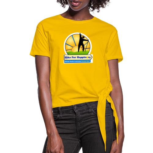 Hike Tops - Women's Knotted T-Shirt