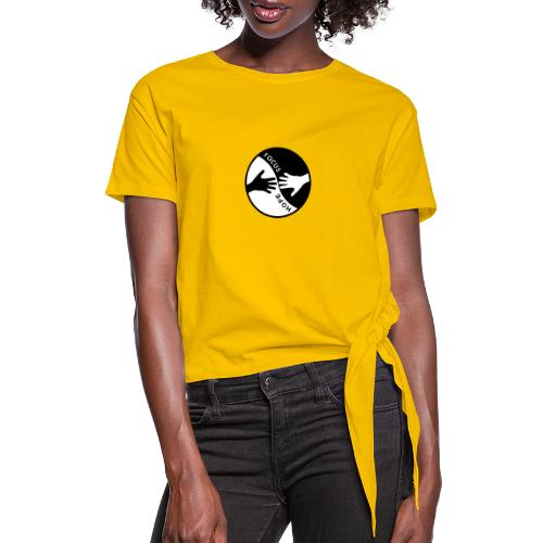 Focus: HOPE Circle - Women's Knotted T-Shirt