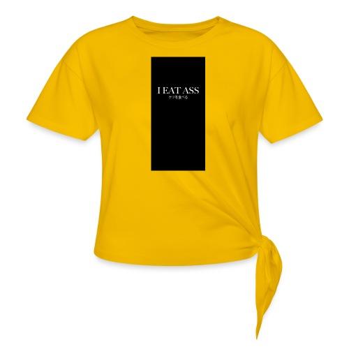 asss5 - Women's Knotted T-Shirt