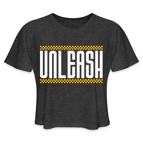 UNLEASH - Women's Cropped T-Shirt