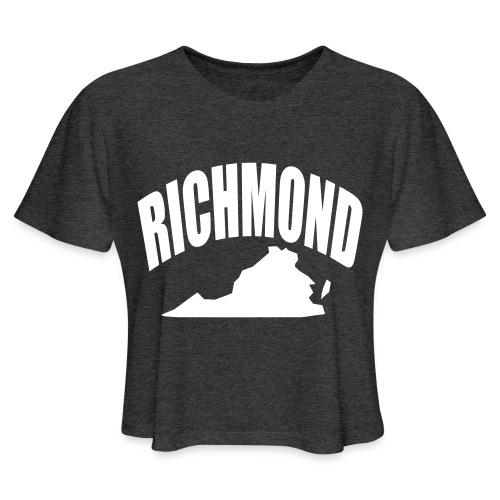 RICHMOND - Women's Cropped T-Shirt