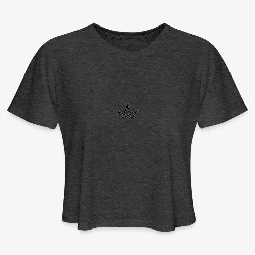 WAZEER - Women's Cropped T-Shirt