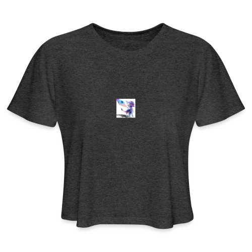 Spyro T-Shirt - Women's Cropped T-Shirt