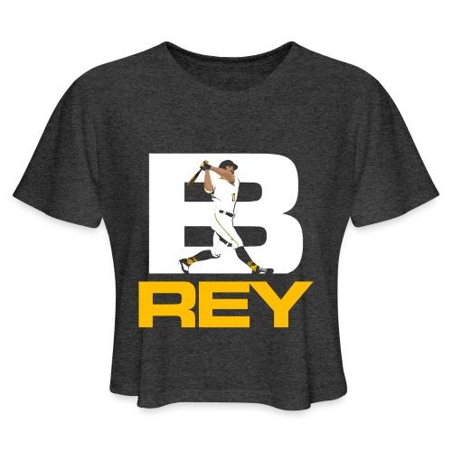B-REY - Women's Cropped T-Shirt