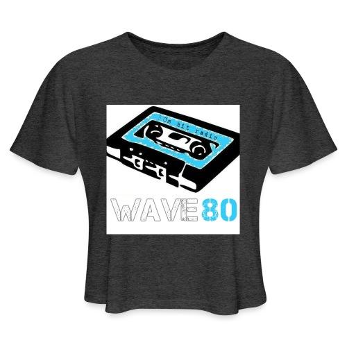 Alt Logo - Women's Cropped T-Shirt