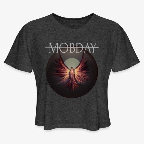Clarity Artwork - Women's Cropped T-Shirt