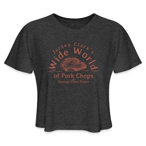 JCWWoPC - Women's Cropped T-Shirt