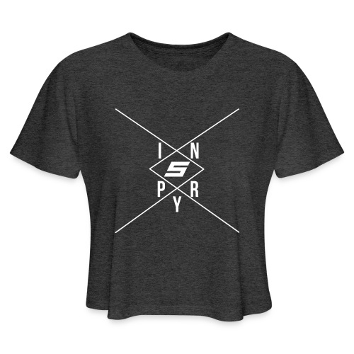 inSpyr - Women's Cropped T-Shirt