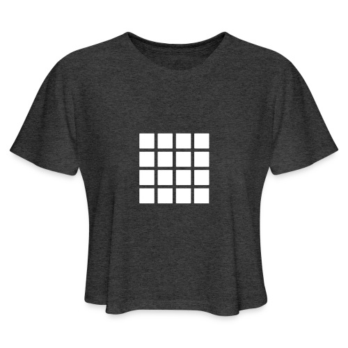 Drum Pads - Women's Cropped T-Shirt
