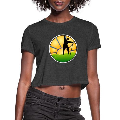 Success - Women's Cropped T-Shirt
