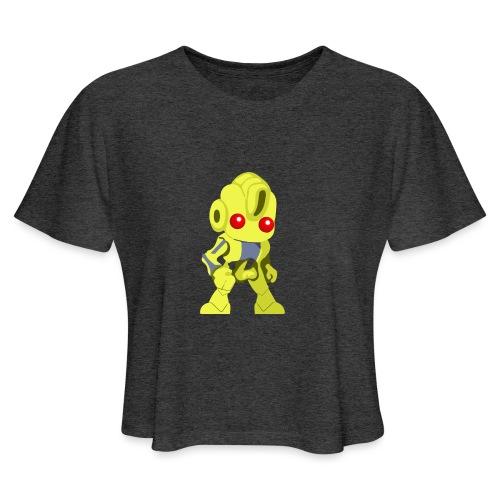 Ex17 Moringa - Women's Cropped T-Shirt