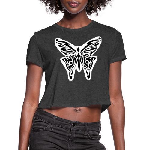 Magic creatures - Women's Cropped T-Shirt