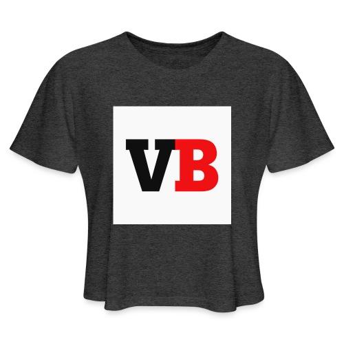 Vanzy boy - Women's Cropped T-Shirt