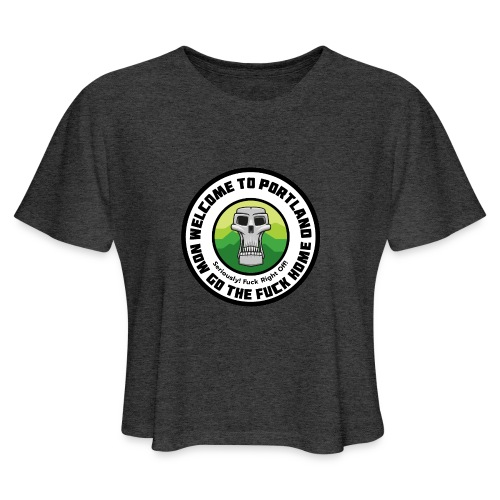 GTFO - Women's Cropped T-Shirt