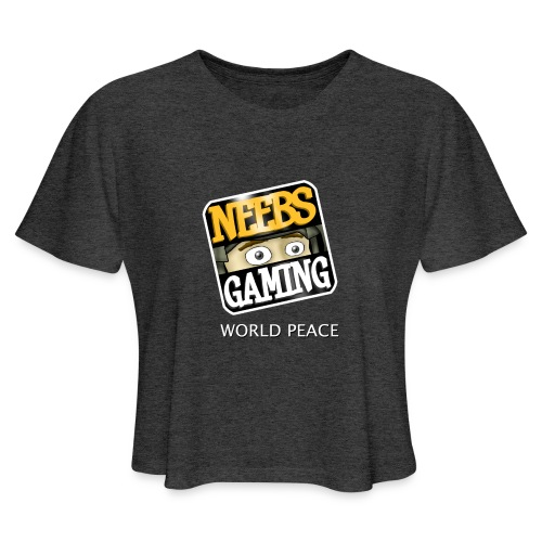 Neebs Gaming - Women's Cropped T-Shirt