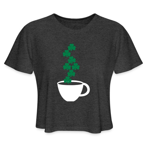 irishcoffee - Women's Cropped T-Shirt