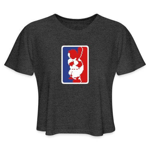 RBI Baseball - Women's Cropped T-Shirt