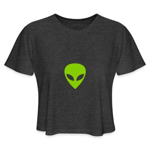 Alien - Women's Cropped T-Shirt