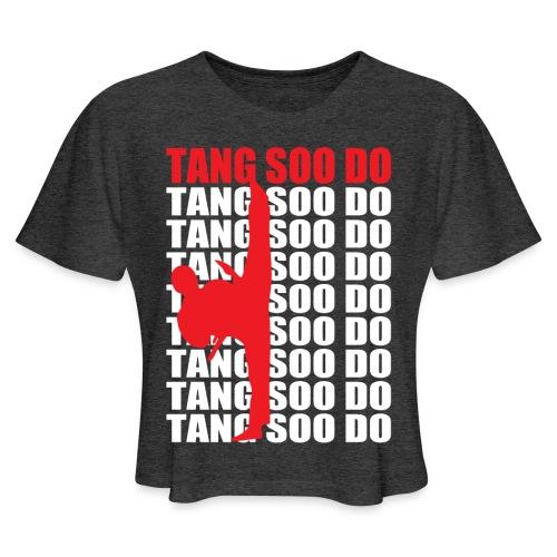 Tang Soo Do - Women's Cropped T-Shirt