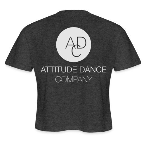ADC Logo - Women's Cropped T-Shirt