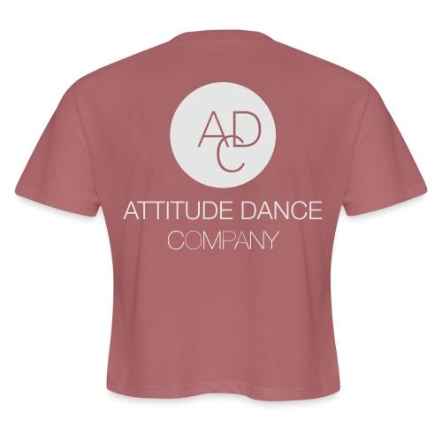 ADC Logo - Women's Cropped T-Shirt