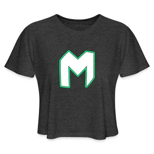 Player T-Shirt | Dash - Women's Cropped T-Shirt