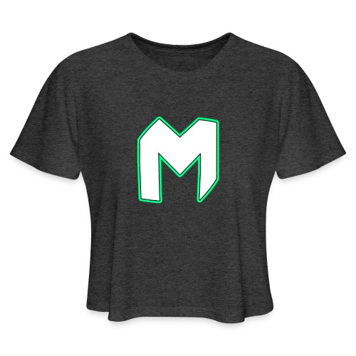 Player T-Shirt | Lean - Women's Cropped T-Shirt