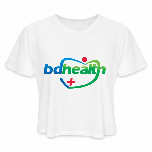 Health care / Medical Care/ Health Art - Women's Cropped T-Shirt