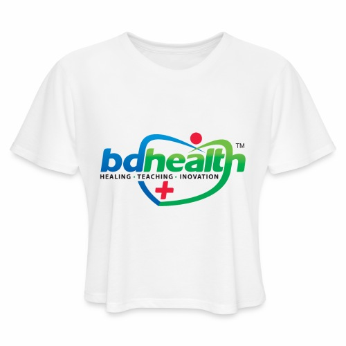 Medical Care - Women's Cropped T-Shirt
