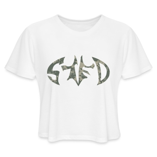 STFD T-Shirts - Women's Cropped T-Shirt