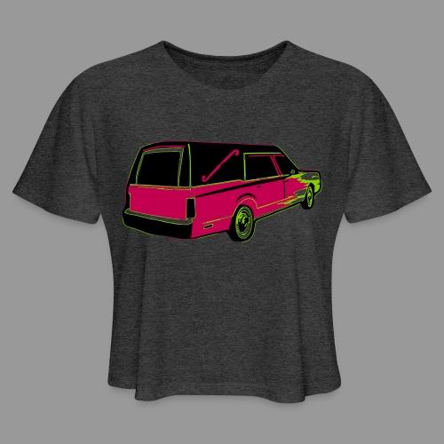 Hearse - Women's Cropped T-Shirt