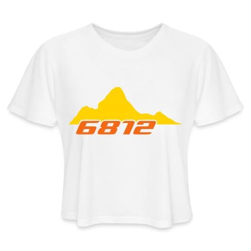 AmaDablam Atom - Women's Cropped T-Shirt