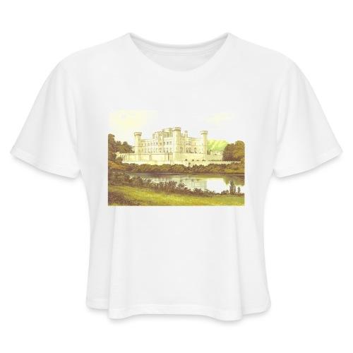 Hollow Myths Castle - Women's Cropped T-Shirt