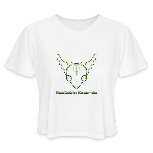 ModGoblin mouse pad - Women's Cropped T-Shirt