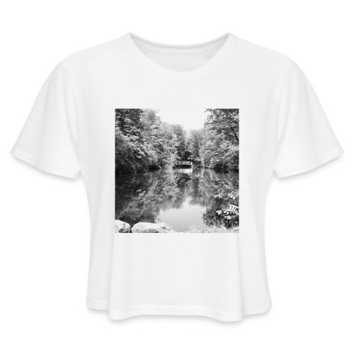 Lone - Women's Cropped T-Shirt